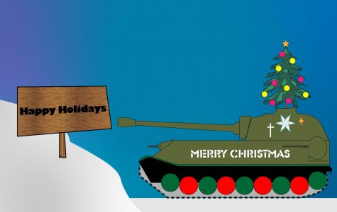 A satirical take on the battle for Christmas