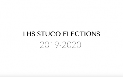 2019-2020 STUCO elections