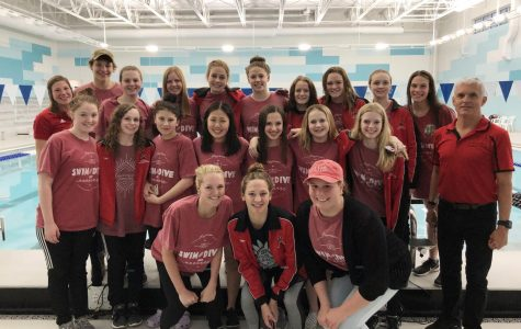 Girls swimming named Sunflower League champions for first time since 1994