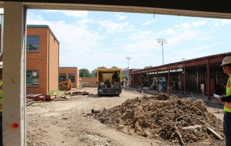 Lawrence High 2.0: an update on summer construction