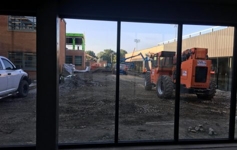 Delays in construction lead to rocky start for students and teachers alike
