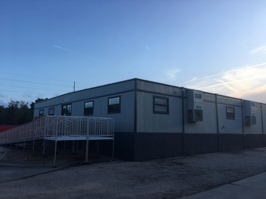 Electrical malfunction leaves portable classrooms out of service for the week