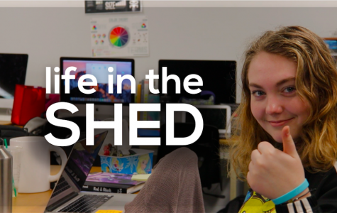 Life in the Shed: Meet the Staff