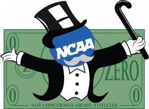 NCAA should pay its athletes