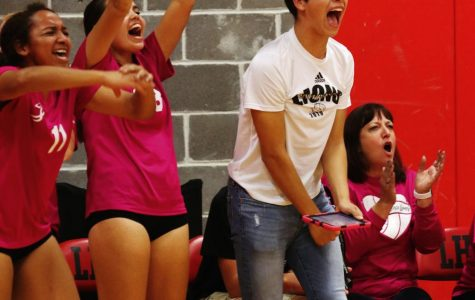 Volleyball player's gender keeps him on the bench
