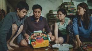 South Korean film Parasite stands out at end of decade