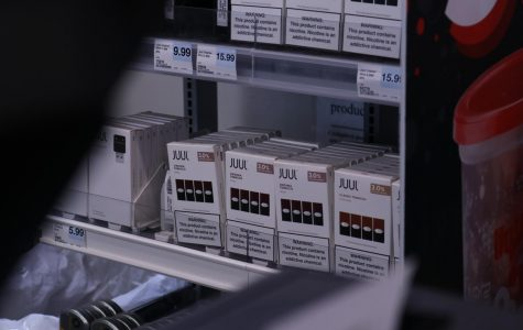Federal government implements tobacco 21 law and vape flavor ban