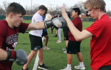 COVID-19 sidelines student athletes