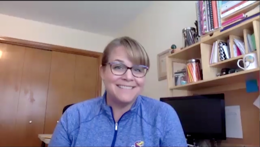 Counselor Jennifer Hare was joined by counselor Lori Stussie to answer questions online about the transition to digital learning during the COVID-19 crisis.