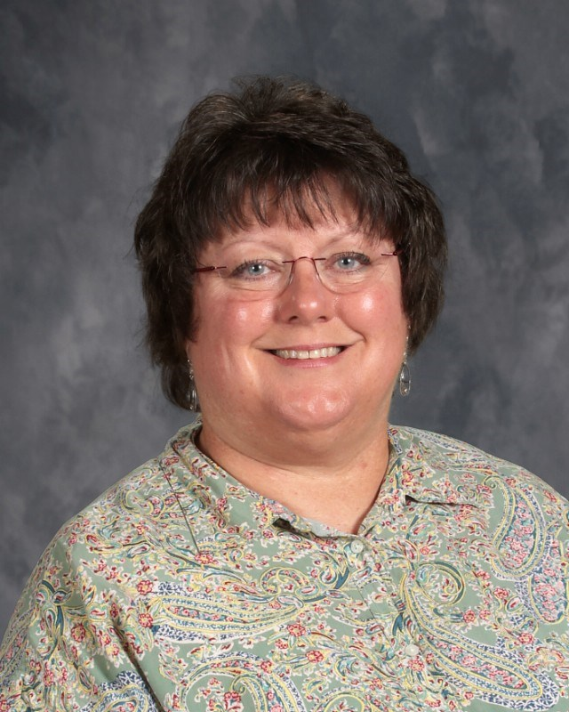 English teacher Kimberly O'Brien retired this year