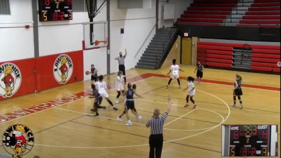 VIDEO: Girls basketball wins Junction City match-up
