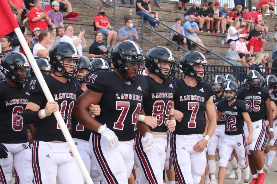 The complete LHS vs. Free State football preview